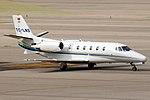 Cessna 560XL Citation XLS TC-LNS (8707587058).jpg