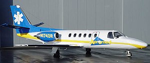 Cessna Citation family - A Cessna Citation II