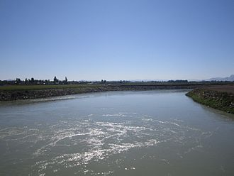 Ceyhan River - A view from Ceyhan River