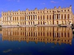 Château de Versailles (vue du parc, Versailles).JPG