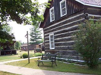 Pembroke, Ontario - Champlain Trail Pioneer Village