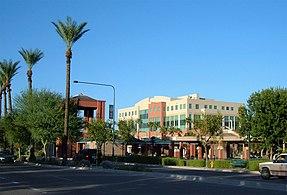 Downtown Chandler, Arizona