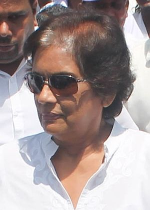 Minister of Finance (Sri Lanka) - Chandrika Kumaratunga