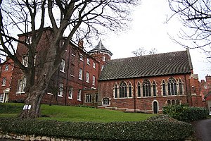 Lincoln Theological College - The College's chapel