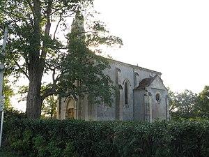 Ambarès-et-Lagrave - Image: Chapelle Saint Denis (Ambarès et Lagrave) (1)