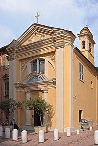 Chapelle de la Très-Sainte-Trinité et du Saint-Suaire de Nice