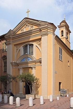 Image illustrative de l'article Chapelle de la Très-Sainte-Trinité et du Saint-Suaire de Nice