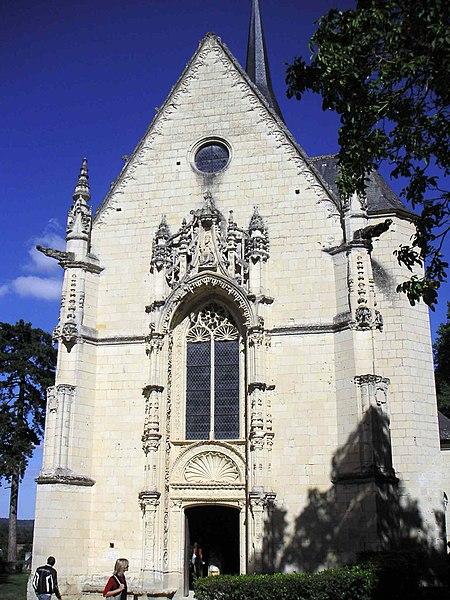 Fichier:Chapelle d'Ussé.JPG