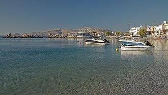 Charaki - Image: Charaki Rhodes Greece M