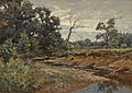 Charles Conner - Indiana Woodland (In the Meadow) - 05.4 - Indianapolis Museum of Art.jpg