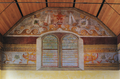 Charles I Frieze, Chapel Royal, Stirling Castle (5900792362).png