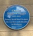 Charles Sargeant Jagger blue plaque.jpg