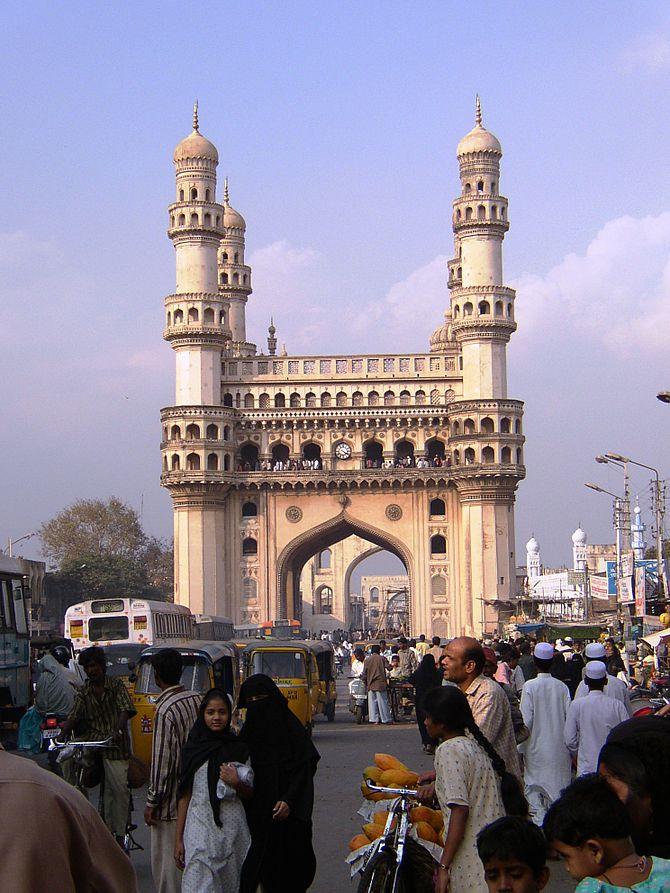 Heydarabad, Charminar