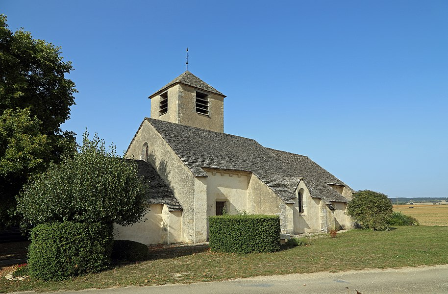 Chassignelles (Yonne department, France): Saint-Jean-Baptiste church