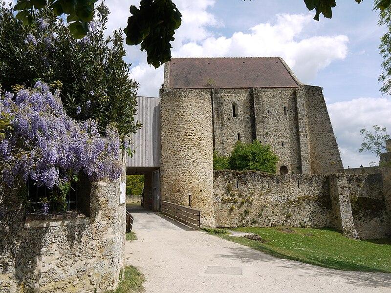 Fichier:Chateau de la Madeleine Chevreuse P1050019.JPG