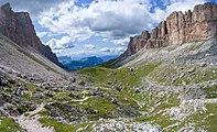 Chedul Mont de Sëuc Mont de Sëura de Chedul 3 Gherdëina.jpg
