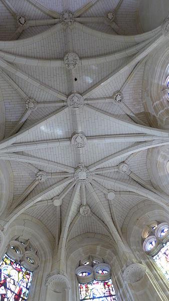 File chenonceau le ch teau int rieur de la chapelle 4 for Chateau chenonceau interieur