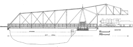 Eastern elevation of the bridge Cherry Avenue Bridge elevation.png