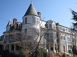 Chester Kingsley House, Cambridge, MA - IMG 4728.JPG