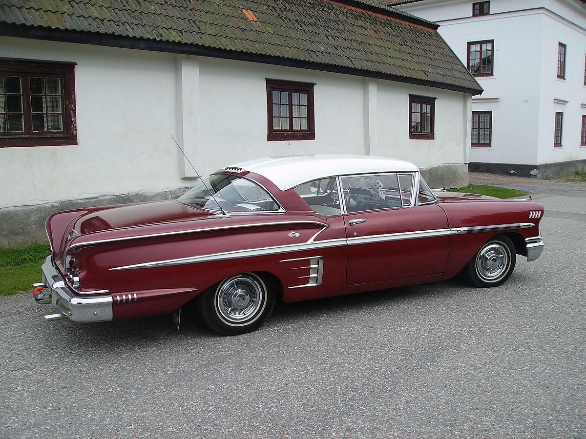 All Types 2004 impala ss indy edition : Chevrolet Impala – Wikipedia