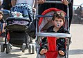 Children in Arbaeen Walk 023.jpg