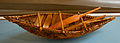 Chile, Yaghan (Yamana) canoe, model in the Vatican Museums.jpg