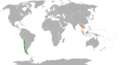 Chile Thailand Locator.png