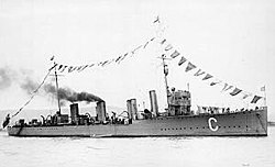 Chilean Destroyer Almirante Condell (ship, 1914).jpg