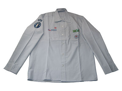 Chilean Scouting shirt of San Ignacio.jpg