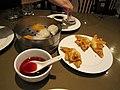 Chinese food at Salon Capon for Chifa Lima Peru (4870513016).jpg