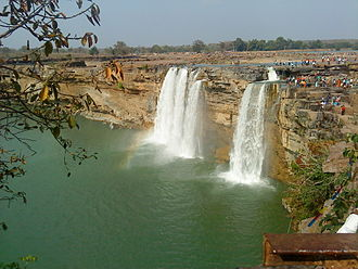 Indravati River - Chitrakoot Falls on the Indravati