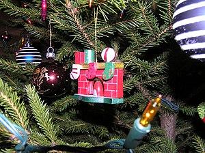 pl: Ozdoby choinkowe. en: Christmas ornaments.
