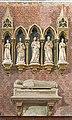 Choir of Santi Giovanni e Paolo (Venice) - Monument to doge Marco Corner.jpg