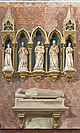 Choir of Santi Giovanni e Paolo (Venice) - Monument to doge Marco Corner.jpg