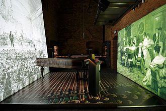 Fryderyk Chopin Museum - Image: Chopin Museum in Warsaw 04