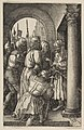 Christ before Pilate, from The Passion MET DP815555.jpg