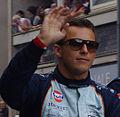 Christian Klien Le Mans drivers parade 2011 crop.jpg