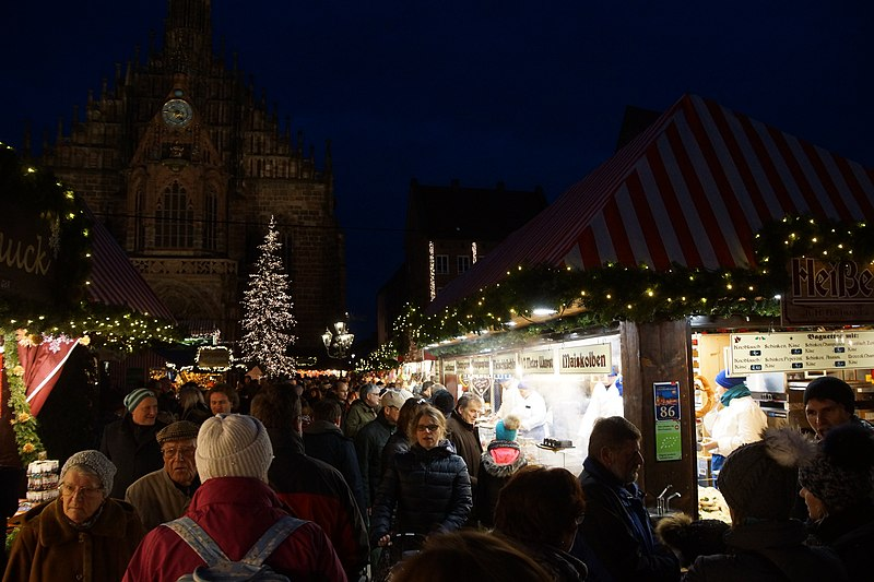 Christmas Market e festivais na Europa em Nuremberg