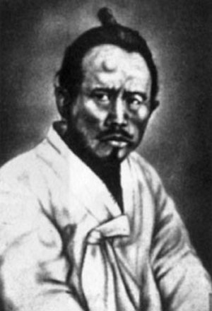 Donghak Peasant Revolution - Jeon Bongjun, the leader of the revolution