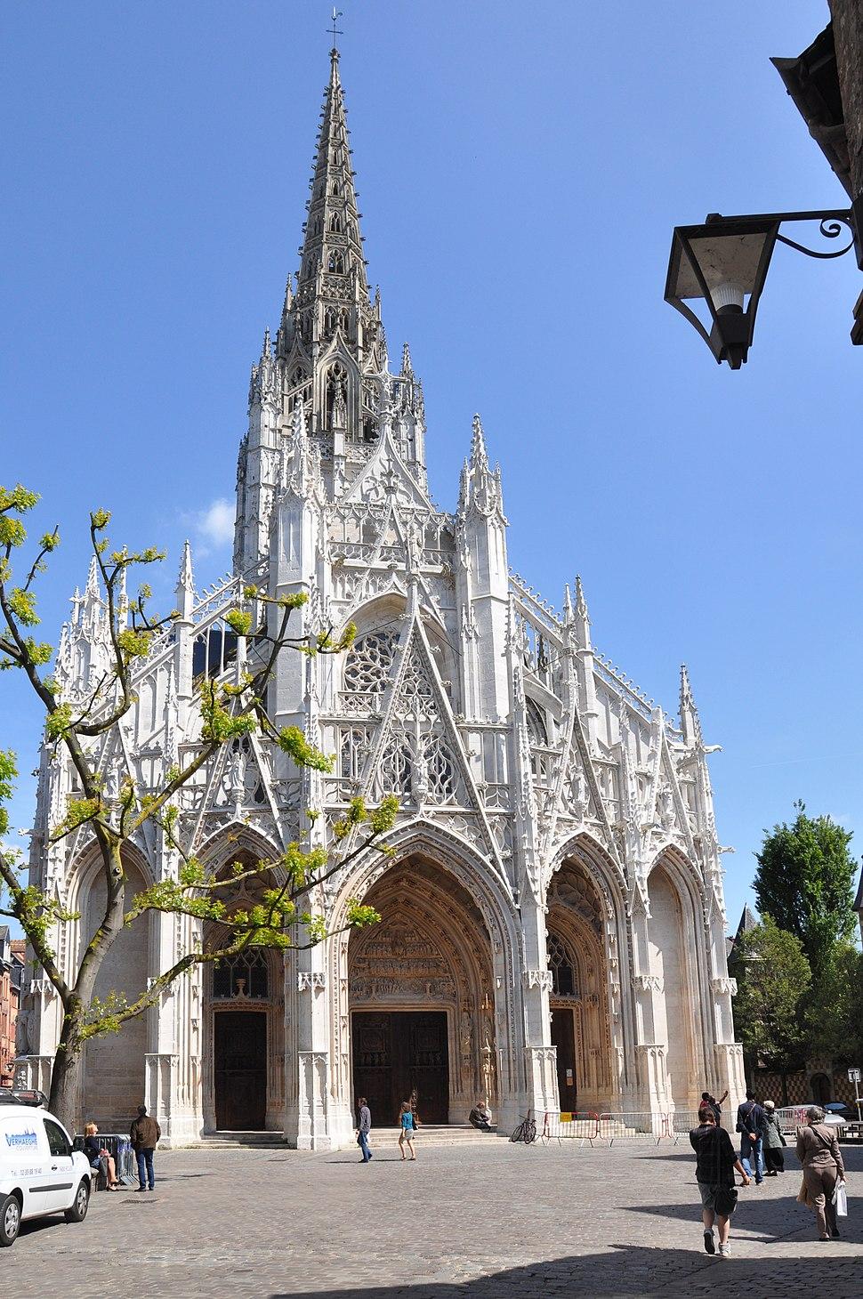Church of Saint-Maclou (France)