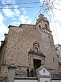 Church of San Bernardo, Montán 01.JPG