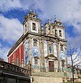 Church of St Ildefonso - Porto, Portugal - panoramio.jpg
