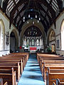 Church of the Holy Innocents, High Beach, Essex, England - nave and chancel.jpg