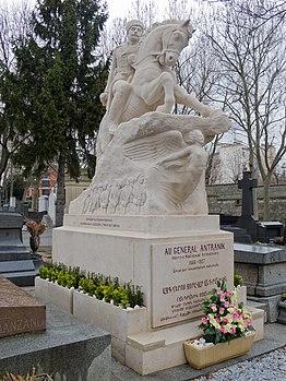 Cimetière du Père-Lachaise - General Antranik Toros Ozanian.jpg
