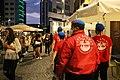 City Angels sorvegliano il quartiere della movida di Corso Como, a Milano.jpg