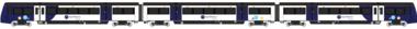 Class 170 Arriva Northern Diagram 3 Car.png
