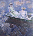 Claude Monet - On the Boat - Google Art Project.jpg