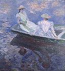 Claude Monet - On the Boat - Google Art Project.jpg