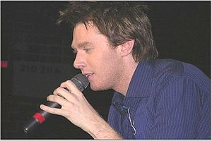 Clay Aiken Independent Tour @ Joe Lewis Arena,...