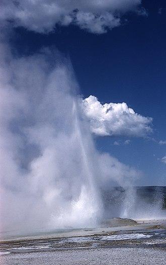 Clepsydra Geyser - Image: Clepsydra geyser
